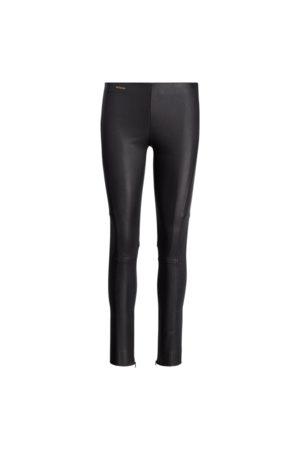 Polo Ralph Lauren Skinny-Fit Lederhose
