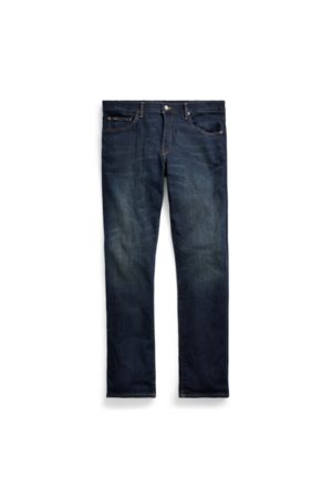Ralph Lauren Relaxed-Straight-Fit Jeans Hampton