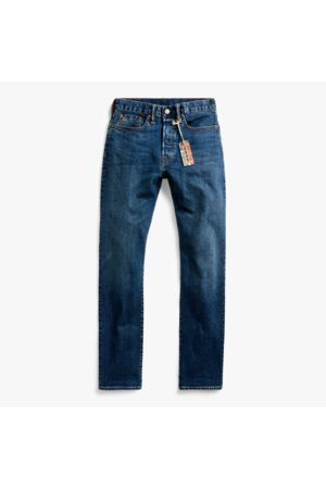 RRL Straight-Fit Vintage-Jeans