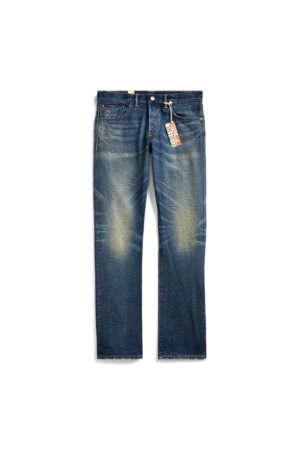 RRL Selvedge-Jeans im Straight-Fit