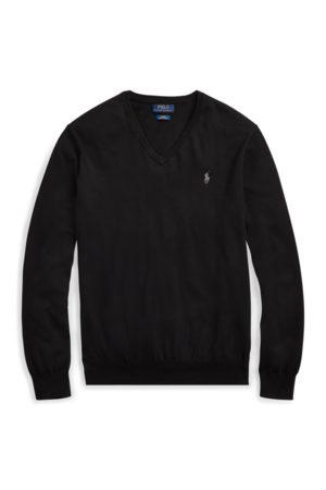 Polo Ralph Lauren Slim-Fit-Pullover mit V-Ausschnitt