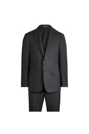 Ralph Lauren Anzug Gregory aus Wollserge