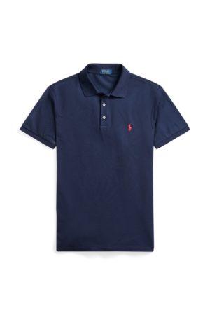 Polo Ralph Lauren Slim-Fit Stretch-Piqué-Polo