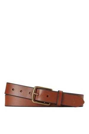 Polo Ralph Lauren Eleganter Gürtel aus Sattelleder