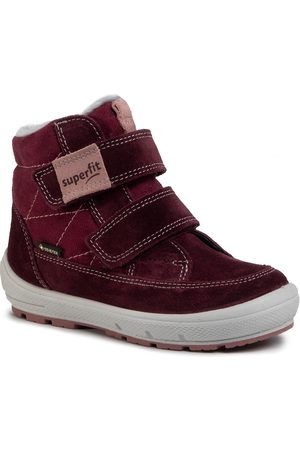 Superfit GORE-TEX 1-009314-5000 D Rot/Rosa