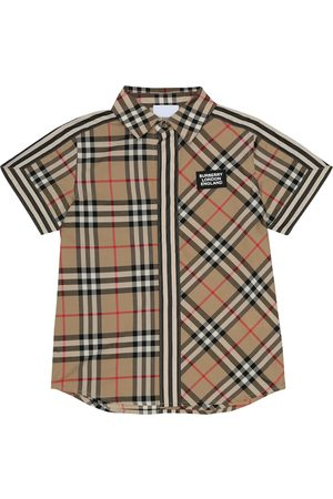 Burberry Hemd aus Baumwolle