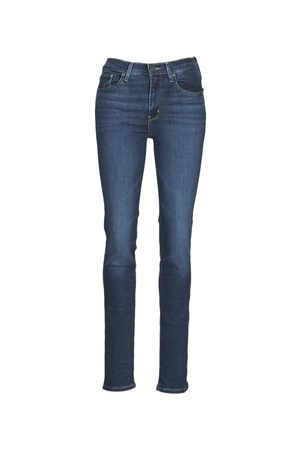 Levi's Levis Straight Leg Jeans 724 HIGH RISE STRAIGHT