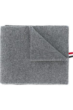 Thom Browne Herren Schals - Schal mit Logo-Streifen