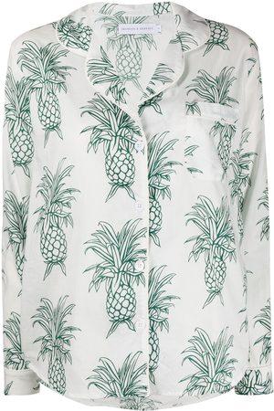 Desmond & Dempsey Damen Schlafanzüge - Howie' Pyjama mit Print