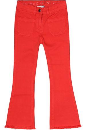 Stella McCartney Flared Jeans aus Baumwolle
