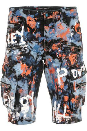 Cipo & Baxx Jeans-Shorts 'Shaded