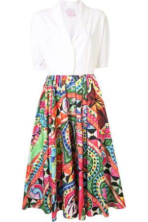 Stella Jean Damen Freizeitkleider - Pop Art' Hemdkleid