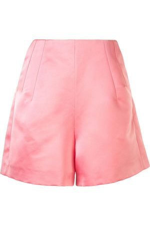 DICE KAYEK Shorts aus Satin