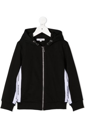 Givenchy Branded long-sleeve hoodie