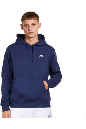 Nike Herren Sweatshirts - Club Pullover Hoodie Brushed Fleece