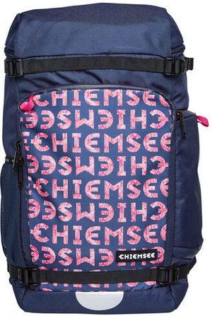 CHIEMSEE Stan Rucksack 48 cm Laptopfach, dark blue/pink