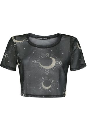 Outer Vision Damen T-Shirts, Polos & Longsleeves - Astrology T-Shirt