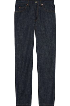 Gucci Gerade Five-Pocket-Jeans