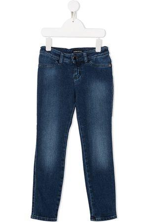 Emporio Armani Jeans mit Stone-Wash-Effekt