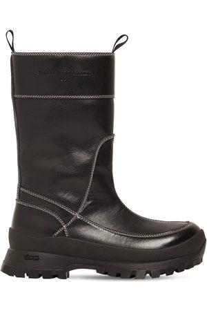 Stella McCartney Damen Stiefel - 30mm In The Rain Faux Leather Boots