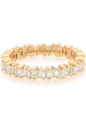 Suzanne Kalan Ring Fireworks aus 18kt Gelbgold mit Diamanten