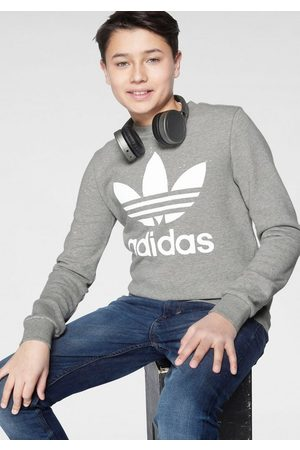 adidas Sweatshirt »TREFOIL CREW« Unisex