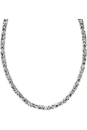 Firetti Halsketten - Königskette »Königskettengliederung 4-kant, 4,0 mm breit«, Made in Germany