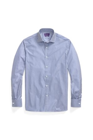 Ralph Lauren Gestreiftes Hemd mit Manschetten