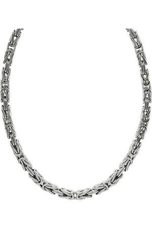 Firetti Halsketten - Königskette »Königskettengliederung 4-kant, 5,0 mm breit«, Made in Germany