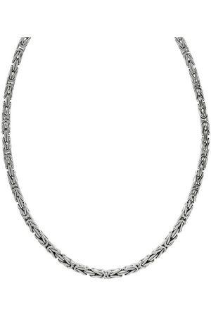Firetti Halsketten - Königskette »Königskettengliederung 4-kant, 3,0 mm breit«, Made in Germany