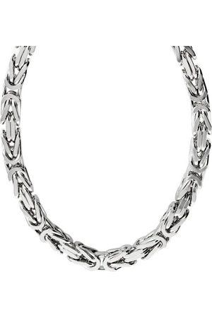 Firetti Halsketten - Königskette »Königskettengliederung 4-kant, 8,0 mm breit«, Made in Germany