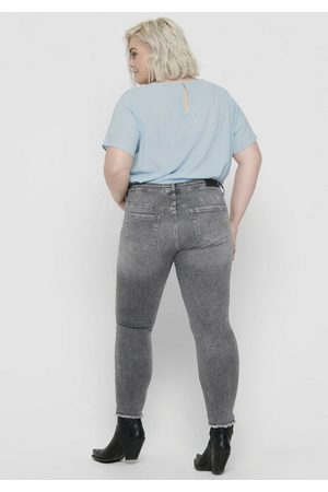 Carmakoma Skinny-fit-Jeans »Willy«