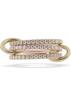 SPINELLI KILCOLLIN 18kt 'Aurora' Goldring mit Diamanten