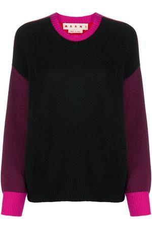 Marni Pullover in Colour-Block-Optik