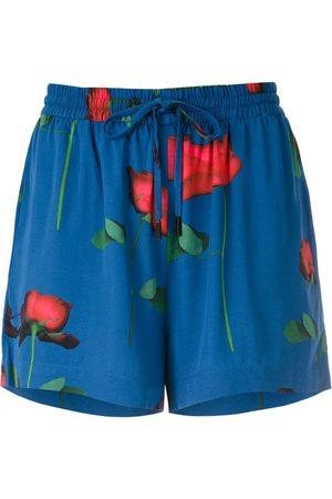 OSKLEN Damen Shorts - Shorts mit Print
