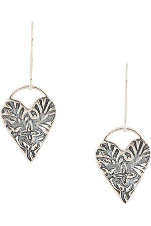 Petite Grand Damen Ohrringe - Engraved Heart' Ohrringe