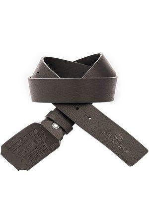 Cipo & Baxx Ledergürtel mit toller Schnalle