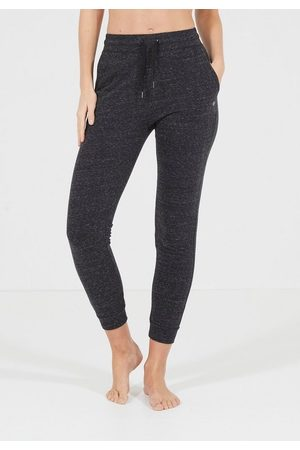 ATHLECIA Sweathose »Bloto W Melange Sweat Pants« mit extra hohem Baumwoll-Anteil