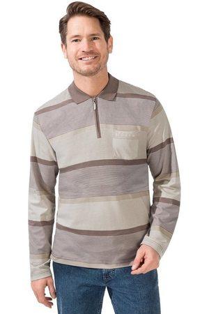 Otto Langarm-Poloshirt
