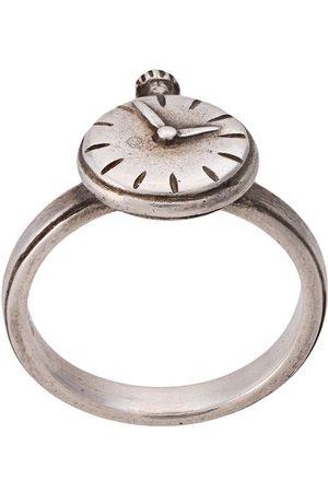 Werkstatt:München Ring mit Zifferblatt