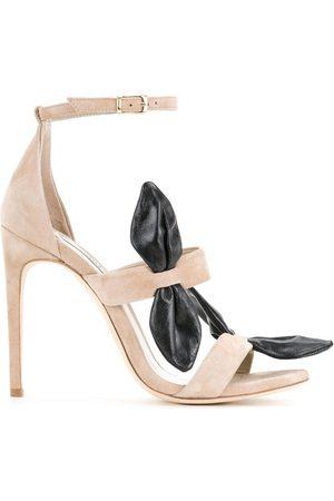 OLGANA Sandalen mit Schleifen