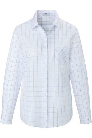 Peter Hahn Bluse weiss