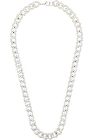 Susan Caplan 1990s Halskette mit Kettengliedern