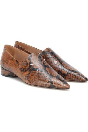 Maison Margiela Loafers aus Leder
