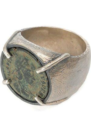 TOBIAS WISTISEN Ring aus Silber