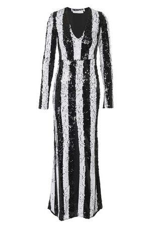 ROTATE BIRGERCHRISTENSEN Kleid Hillary