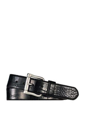 Ralph Lauren Gürtel aus Alligatorleder
