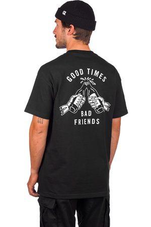 Lurking Class Herren T-Shirts - Good Times Bad Friends T-Shirt