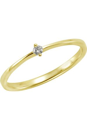 Orolino Ring 585/- Gelbgold Brillant