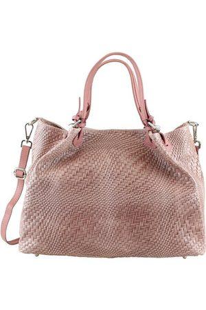 Alessandro Damen Handtaschen - Schultertasche »Roomi«, in modischer Flechtoptik